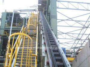 Large Angle Large Loading Capacity Sidewall Belt Conveyor Suppliers pictures & photos