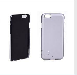Pd-01 Portable Wireless Power Bank Mobile Phone Backup Power Battery Case for iPhone pictures & photos