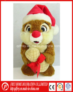 Cute Christmas Plush Toy of Soft Marmot pictures & photos