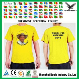 Promotional Custom President Selection T Shirt pictures & photos