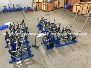 Sdp160m4 Manual HDPE Butt Fusion Welding Machine (50-160mm) pictures & photos
