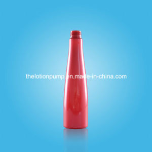 New Design 230ml Red Bottle Special Shape