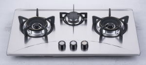 Three Burner Built-in Hob (SZ-LW-134) pictures & photos