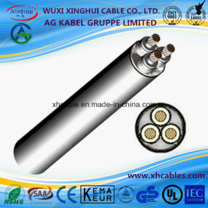 12.7/22kV COPPER XLPE 3C COPPER TAPE ELECTRIC CABLE
