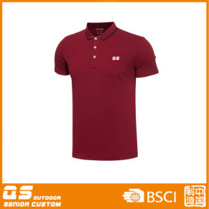 Men′s Sports Running Dry Fit T-Shirt pictures & photos