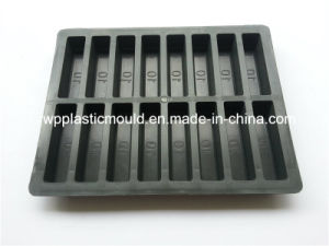 Cement Bar Spacer Plastic Injection Mold (NC102616ZT-YL) 10cm pictures & photos
