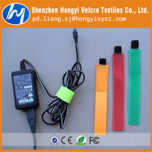 Reusable Nylon Hook & Loop Cable Tie pictures & photos
