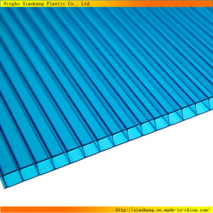 100% Virgin High Quality Polycarbonate Sheet for Construction (XK-193)