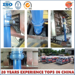 Front-End Hydraulic Cylinder for Dump Truck pictures & photos
