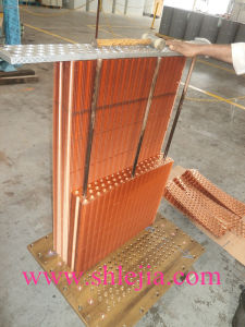 Air Container Fins Punching Machine pictures & photos