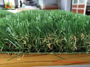 Landscape Turf with Artificial Grass Waterless Lawn