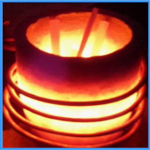 IGBT 20kg Copper Brass Bronze Melting Furnace (JLZ-25) pictures & photos