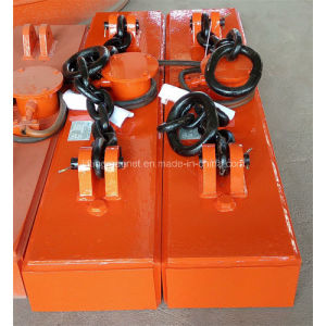Rectangular Type Electric Magnetic Lifter for Steel Plate pictures & photos