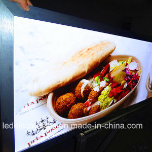Outdoor Waterproof Advertising Wall Hanging Light Box for Menu Board pictures & photos