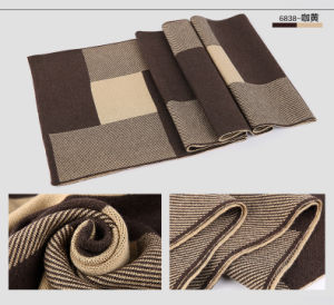 Men′s Fashion Wool Knitted Winter Warm Long Scarf (YKY4621) pictures & photos