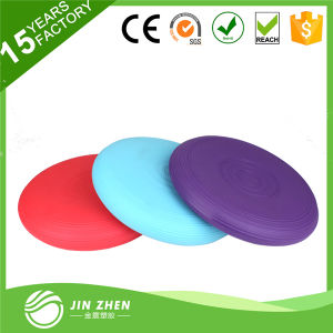Wholesale China Factory Inflatable Massage Mat Yoga Ball Balancing Cushion pictures & photos
