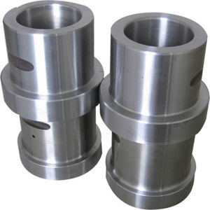 Rolled Tp316 Ss316 Stainless Steel Pipe Fitting Tee pictures & photos