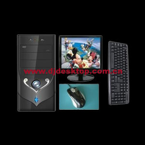 Desktop PC DJ-C007 with H61 Chipset 1*PCI/1*Pcie/4*SATA/1*VGA with Good Market in Indonesia pictures & photos
