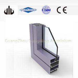 Aluminium Windows and Doors Profiles Aluminium Sliding Frame