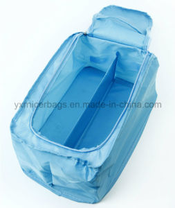 Promotional Custom Polyester Shoes Bag for Travel pictures & photos