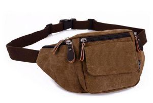 Running Canvas Waist Bag Sh-16051822 pictures & photos