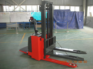 Mima Brand Electrc Warehouse Stacker Tb pictures & photos