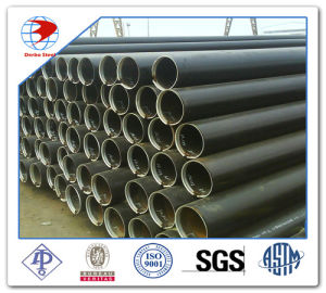 API 5L 10 Inch Schedule 80 X52 Seamless Carbon Steel Pipe for Gas Pipeline pictures & photos