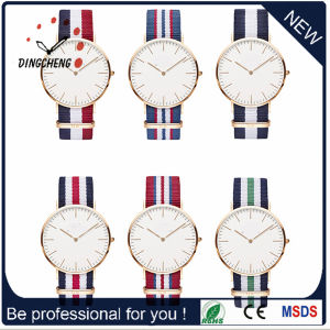 Japan Movt Quartz Watch, Nylon Strap Watch, Dw Watch (DC-299) pictures & photos