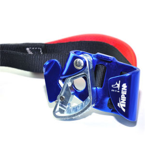 Safety Light Weight Aluminum Right Climbing Foot Ascender pictures & photos