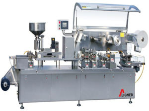 High-Speed Blister Packaging Machine (DPP 260K2) pictures & photos