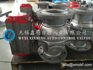 Pneumatic on/off Control Valve pictures & photos