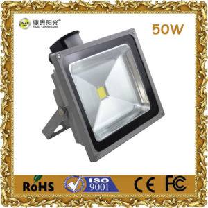 10W-50W Sensor LED Flood Light with CE & RoHS pictures & photos
