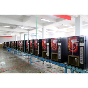 European Standard Vending Coffee Machines (F306-HX) pictures & photos