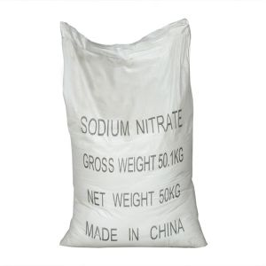 Powder Sodium Nitrate (NaNO3) with CAS: 7631-99-4 pictures & photos