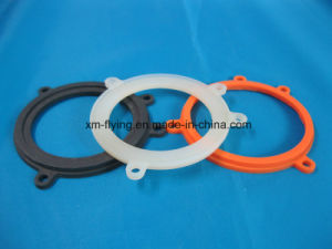 Heat Resistant Food Grade Nr NBR EPDM Silicone Flat Seals for Water Dispenser pictures & photos