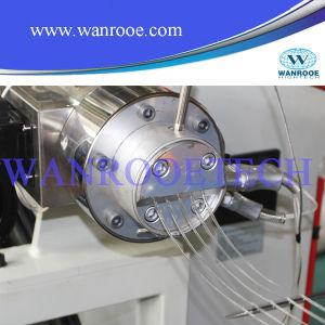 Plastic Pipe Mark Line Extruder Machine for Lab Use pictures & photos