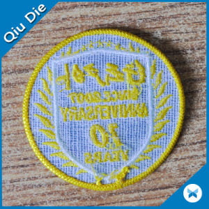 Circular with Lockrand Embroidery Clothing Patch pictures & photos
