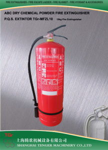 10kg Abc Dry Powder Fire Extinguisher pictures & photos
