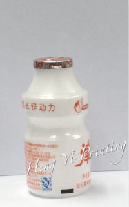 Shrinking Sleeve for Dairy Product with Printing (PVC Film) pictures & photos