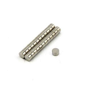 High Temperature Permanent Sintered Disc Neodymium Magnets pictures & photos