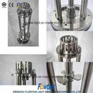 Stainless Steel Intermittent High Shear Emulsifying Machine Homogenizer Mixer pictures & photos