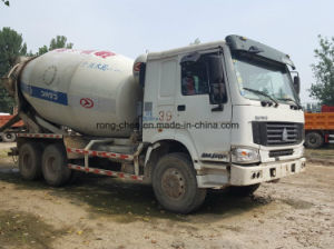 Used HOWO Transit Mixer Truck pictures & photos