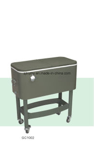 Camping Beverage Cooler Cart pictures & photos
