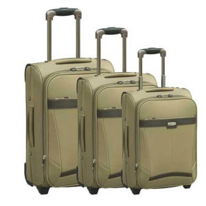 Cheap 2 Wheels Interior EVA Trolley Luggage pictures & photos
