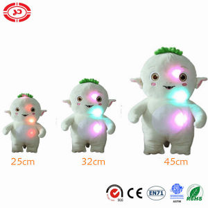 Wuba Movie Toy Light Music Soft Plush Cute Kids Gift pictures & photos