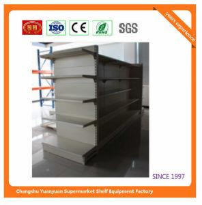 Metal Supermarket Shelf Store Fixture 08105 pictures & photos