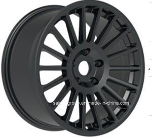 Hot Design Staggered Alloy Wheel for Rotiform pictures & photos