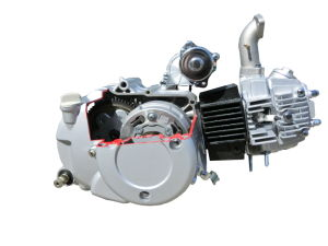 110cc Motorcycle Cub Engine (C110) pictures & photos