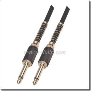 6.0mm Outer Diameter Guitar Cable (AL-G025) pictures & photos