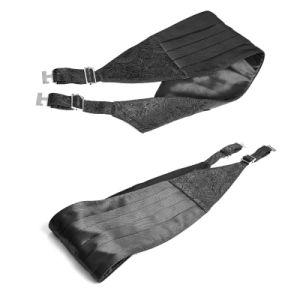 S-174 Gothic Man Black Adjustable Denim Waist Covering pictures & photos